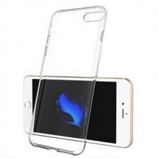 Защитное стекло T-Glass Remax Crystal + чехол для iPhone 7 Глянцевое