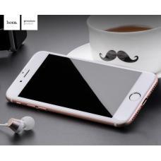 Защитное стекло Hoco 3D на весь экран для iPhone 7 Plus с Белой рамкой