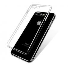 Защитное стекло T-Glass Remax Crystal с чехлом для iPhone 8 Глянцевое