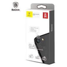 Защитное стекло 2 шт для камеры Baseus 0.2mm для iPhone 8