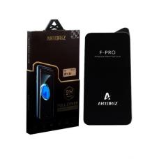 Защитное стекло Full Cover Artoriz 0.33mm 2.5D для iPhone XR с Черной рамкой