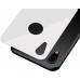 Защитное заднее стекло Baseus 0.3mm для корпуса iPhone XR Белый