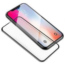 Защитное стекло 3D HOCO для iPhone Xs Max с Черной рамкой