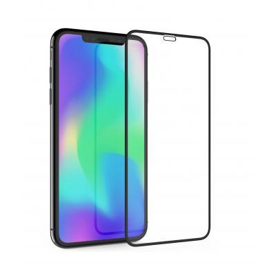 Защитное стекло 3D HOCO с усиленным краем для iPhone 11 Pro Черного цвета