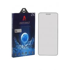 Защитное стекло Artoriz 0.33mm 2.5D для iPhone 11 c Черной рамкой