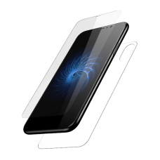Защитное двухстороннее стекло Baseus Screen Protector 0.3mm 2в1 для iPhone Xs Прозрачное