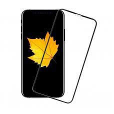 Защитное стекло Full Cover Artoriz 0.33mm 3D для iPhone 11 с Черной рамкой