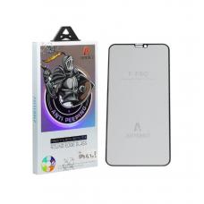 Защитное стекло Full Cover Artoriz 0.33mm 3D для iPhone XR с Черной рамкой