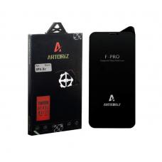 Матовое защитное стекло Matt Artoriz 0.33mm 2.5D для iPhone XR с Черной рамкой