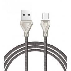 Кабель USB Type-C Hoco U25 1м Черного цвета