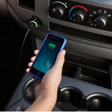 Belkin АЗУ 10W и кабель 1,2m 30 pin на iPhone 4, 4s Черного цвета