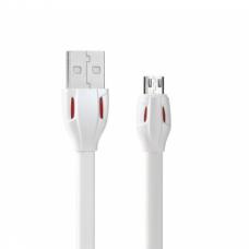 Кабель Micro USB Remax X Laser 1м Белого цвета