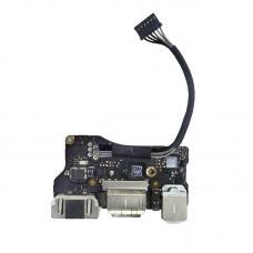 Плата 923-0118 MagSafe 2 и I/O для Apple MacBook Air 11 A1465, Mid 2012