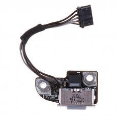 Разъем питания MagSafe со шлейфом 820-2361-A для Apple MacBook Pro 13/15/17 (A1278 2008, A1286 2008, A1297 2009-2011)