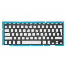 Подсветка клавиатуры для Apple MacBook Pro 17 A1297, Early 2009 - Late 2011, Г-образный Enter