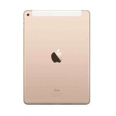Задняя крышка для iPad Air 2 Wi-Fi+ 4G версия, Золота