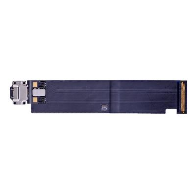 Нижний системный шлейф порта зарядки iPad Pro 12,9 дюймов, WI-F версии, Черный