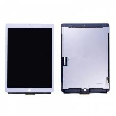 Дисплей с тачскрином для iPad Pro 9,7 дюйма Белый Оригинал