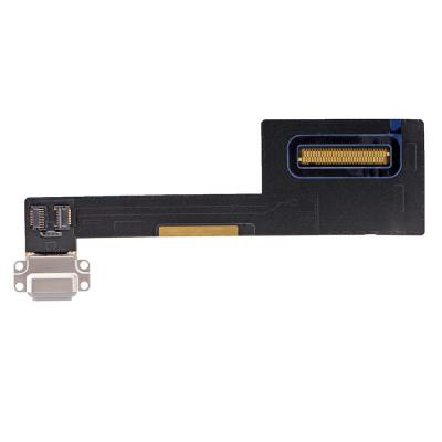 Системный Нижний шлейф порта зарядки iPad Pro 9,7 Чёрный