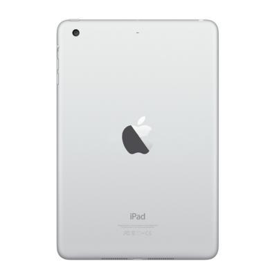 Задняя крышка для iPad mini 3 Retina модель только с Wi-Fi Серебряная Оригинал