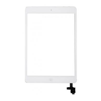 Сенсорное стекло для iPad mini 3 Retina Белое, Копия