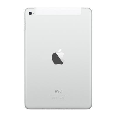 Задняя крышка для iPad mini 4 Retina только с Wi-Fi Серебряная