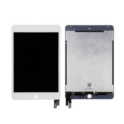 Модуль в сборе с дисплеем и тачскрином для iPad mini 4 Retina Белый Оригинал