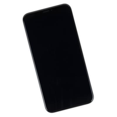 Дисплей для iPhone X Черный, AMOLED оригинал