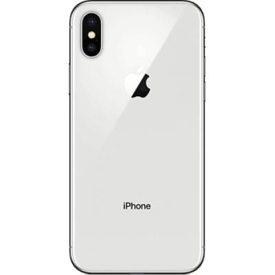 Купить Корпус для iPhone 10 Белый (Silver) оригинал