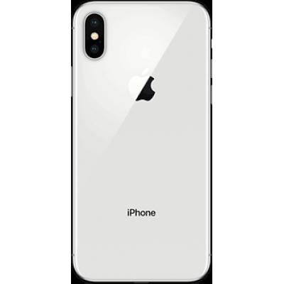 Корпус для iPhone 10 Белый (Silver)