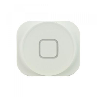Кнопка Home iPhone 5 оригинал (белая)