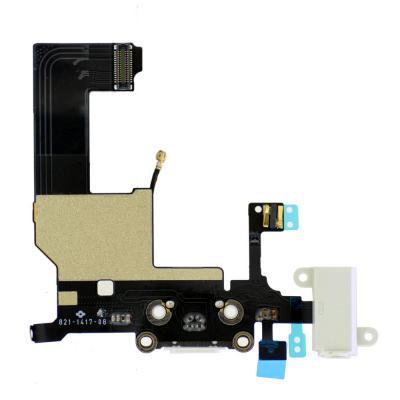 Нижний шлейф iPhone 5 порта зарядки и аудио-разъема оригинал