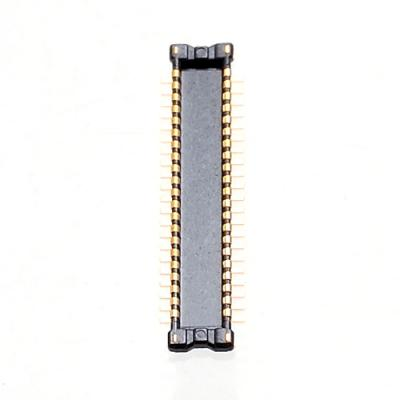 Разъем Коннектор тачскрина на плату iPhone 5S Оригинал