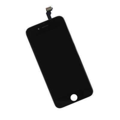Экран iPhone 6 со стеклом Черный HQ+