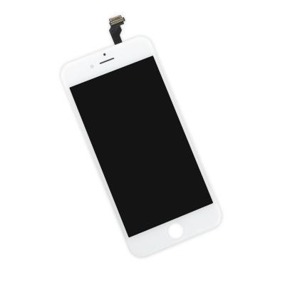 Экран для iPhone 6 со стеклом Белый HQ+