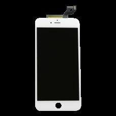 Дисплей для iPhone 6S Plus - модуль экрана белый в сборе, OEM оригинал