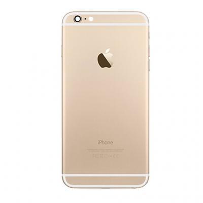 Корпус для iPhone 6S Plus золотой (Gold) оригинал