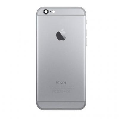 Корпус для iPhone 6S Plus чёрный (Space Gray) оригинал