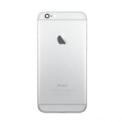 Корпус для iPhone 6S Белый (Silver) оригинал