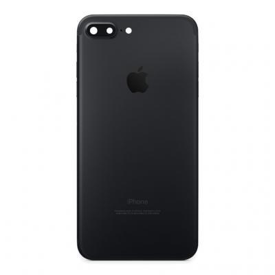 Задняя крышка iPhone 7 + Черный матовый (Black)