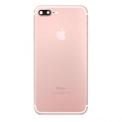 Задняя крышка iPhone 7 Plus цвет Розовое золото