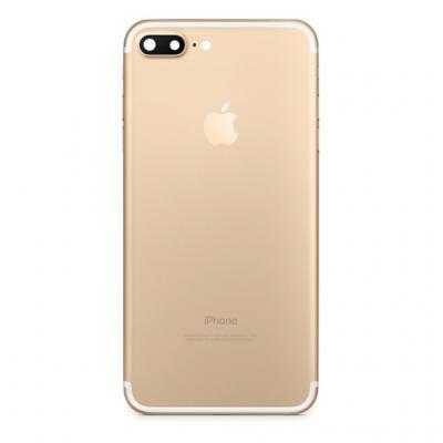 Задняя крышка iPhone 7 Plus Золотая