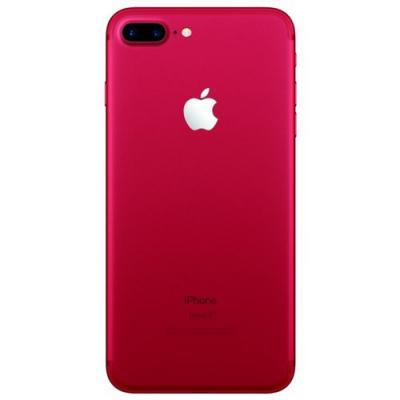 Задняя крышка iPhone 7 Plus ярко-красная (PRODUCT) RED ™