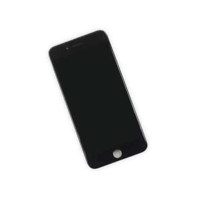 Экран iPhone 7 Plus Черный Hybrid SCA