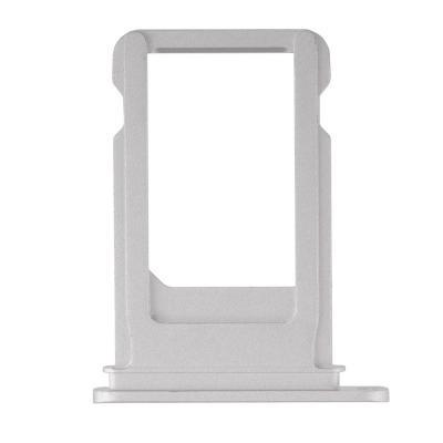 SIM-лоток для Nano сим карты Айфон 7 Серебристый, Белый