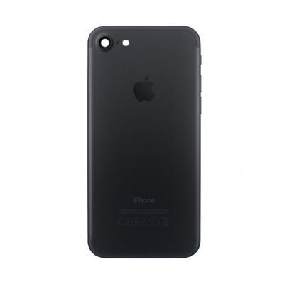Задняя крышка iPhone 7 Черная матовая (Black)