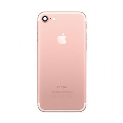Задняя крышка iPhone 7 цвет Розовое золото