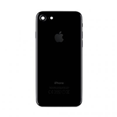 Задняя крышка iPhone 7 Черный Оникс, оригинал