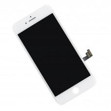 Дисплей для iPhone 7 Белый, AAA+ \ Hybrid SCA
