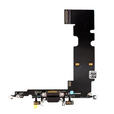Нижний шлейф разъёма зарядки для Apple iPhone 8 Plus Оригинал